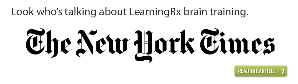 Look who's talking about brain training. The New York Times. Read more.